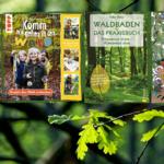 Wie uns die Natur glücklich macht - Bücher rund um Garten, Balkon & Wald